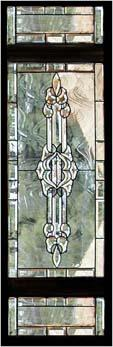 beveled glass, stained glass, leaded glass